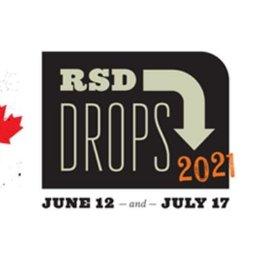 RSD Drops 2021