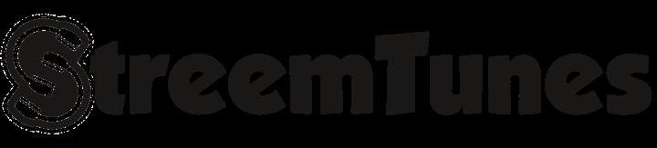 StreemTunes Black Logo.png